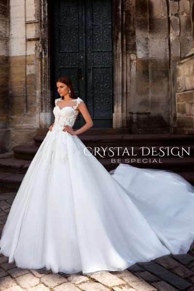 Свадебные платья Crystal Design 2016