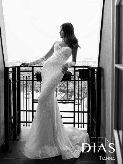 """Как создать пикантный образ невесты вместе со свадебными платья от """"Мадейра""""?"""