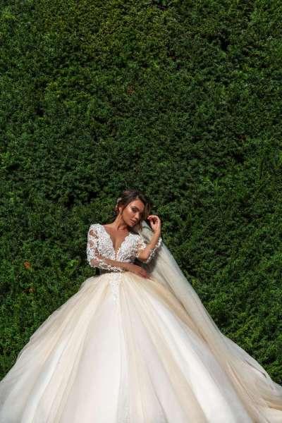 Свадебные платья для невысоких девушек. Как правильно выбрать?