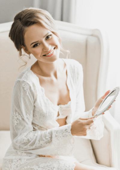 История будуарного платья, и как оно укоренилось в современном образе невесты?