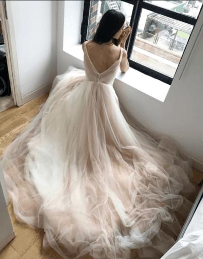 """Как купить """"правильное """"свадебное платье для создание идеального образа невесты?"""