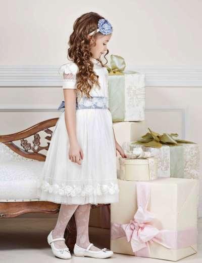 Вечерние платья для маленьких принцесс