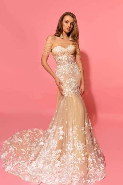 Тренды свадебной моды 2017 часть 1