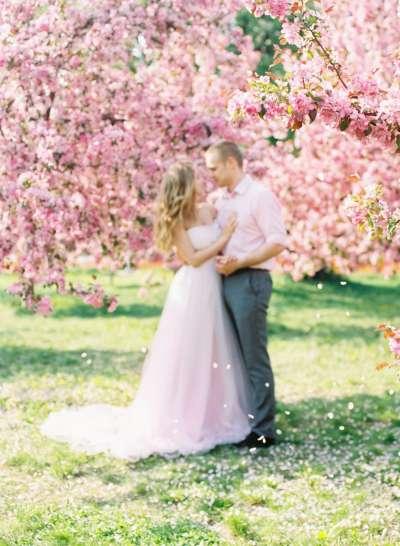Идеи для свадьбы в саду