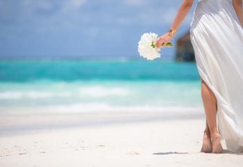 Рекомендации по организации свадьбы на морском побережье