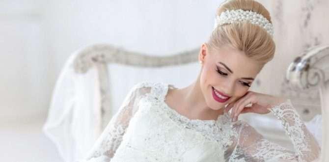 Как выбрать свадебный образ под платье?