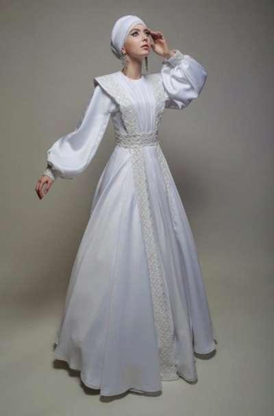 Мусульманские свадебные платья от Tulipia