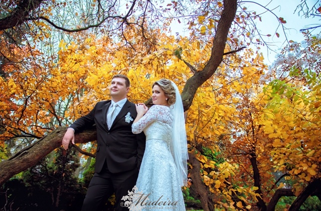 Невеста Константин и Кристинa