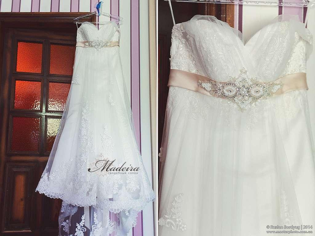 Невеста Оксана и Максим