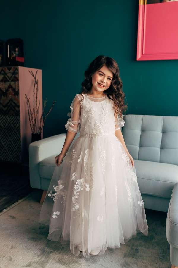 5fe53a197d9 Купить детские выпускные платья в Киеве  фото