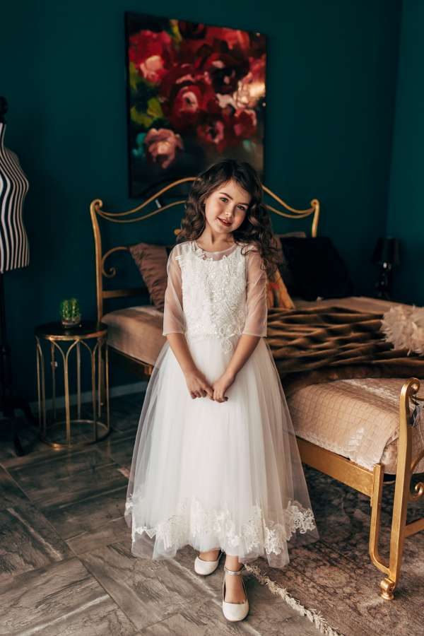 Детское платье №2014