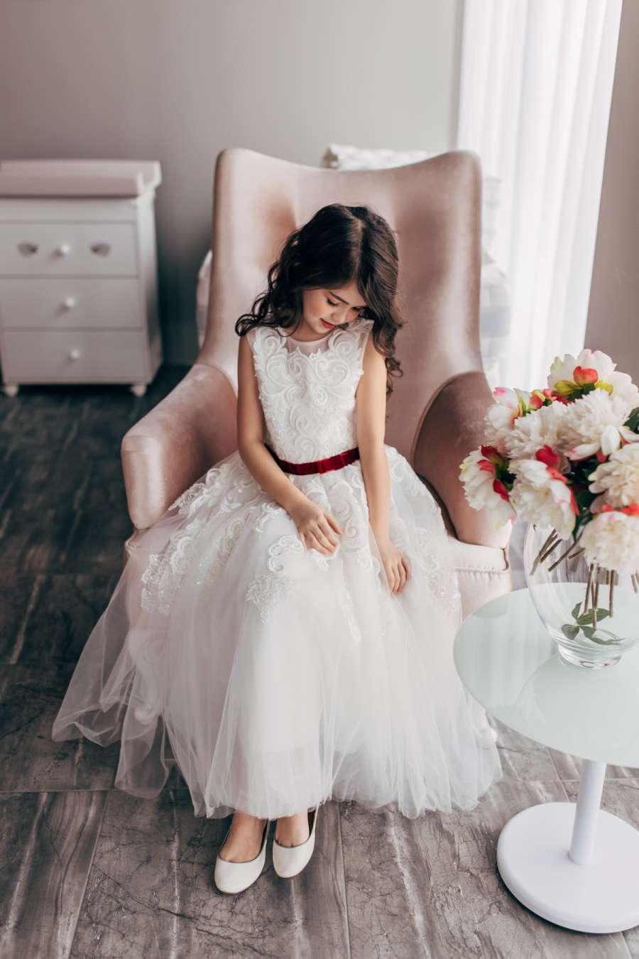 Детское платье №2015