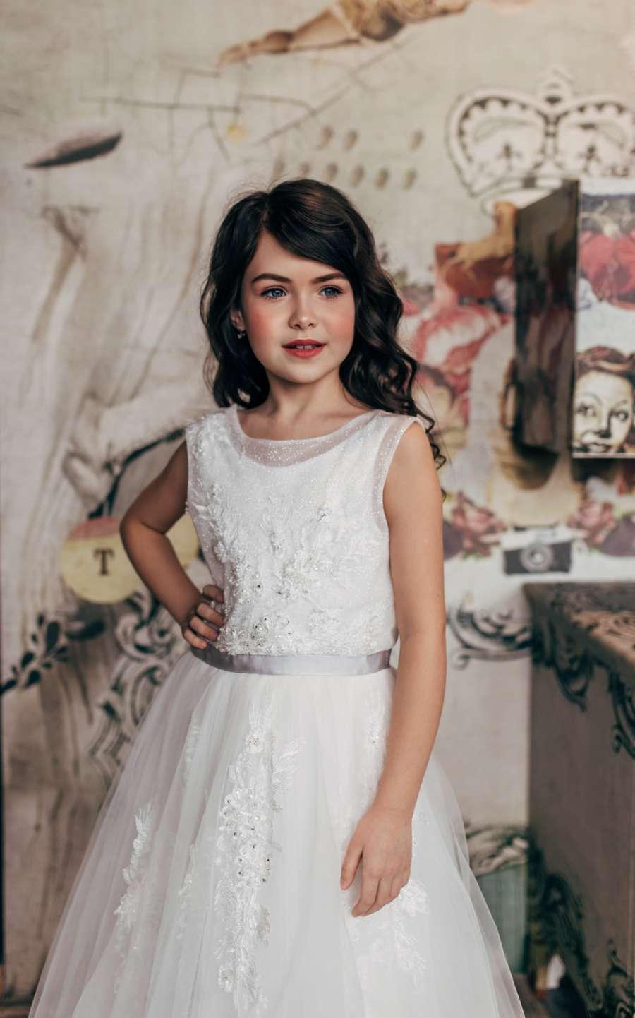 Детское платье №2019