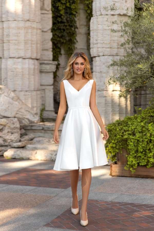 Свадебные платья Короткие и дерзкие