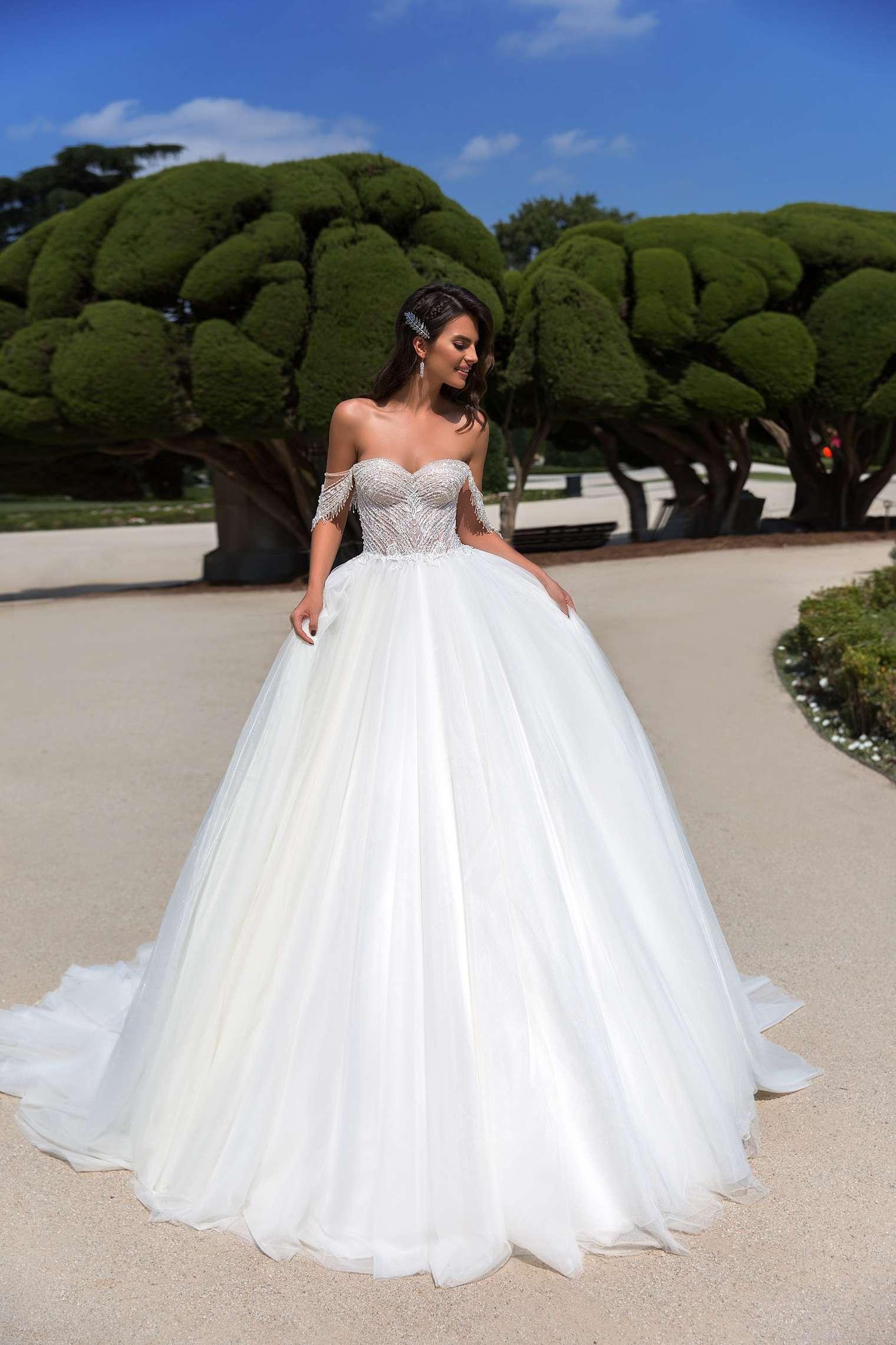 Свадебное платье «Принцесса» — выбор для будущих Королев