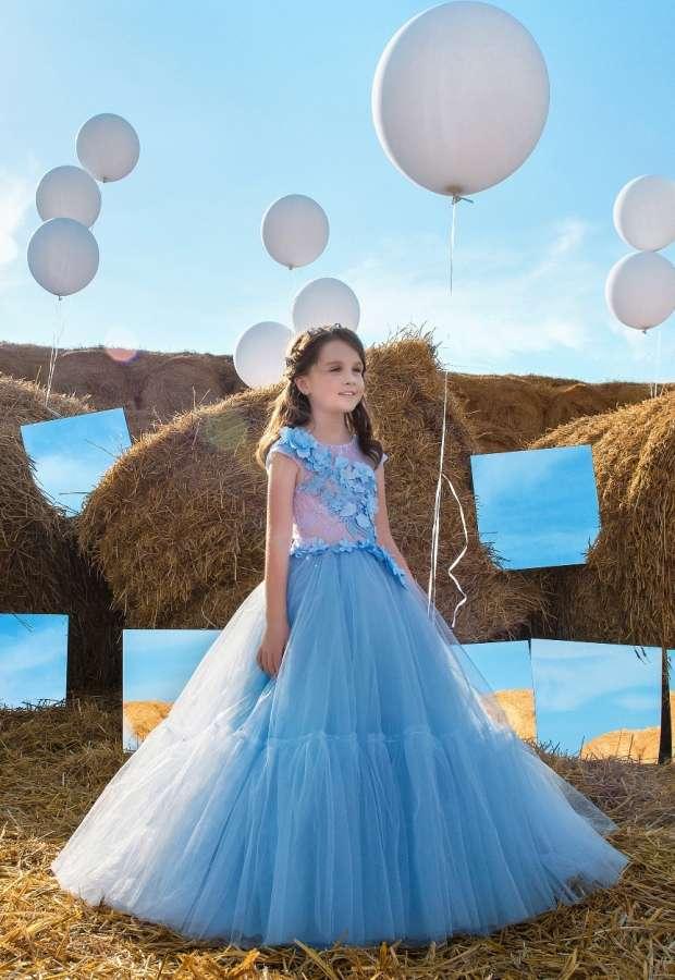 229b44314f45 Купить детские выпускные платья в Киеве: фото, цена,