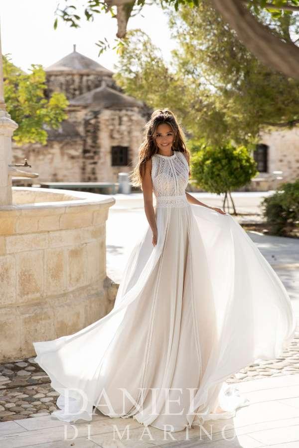 Свадебные платья Легкие силуэты