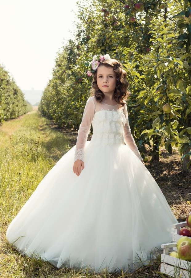 Детское платье Elena