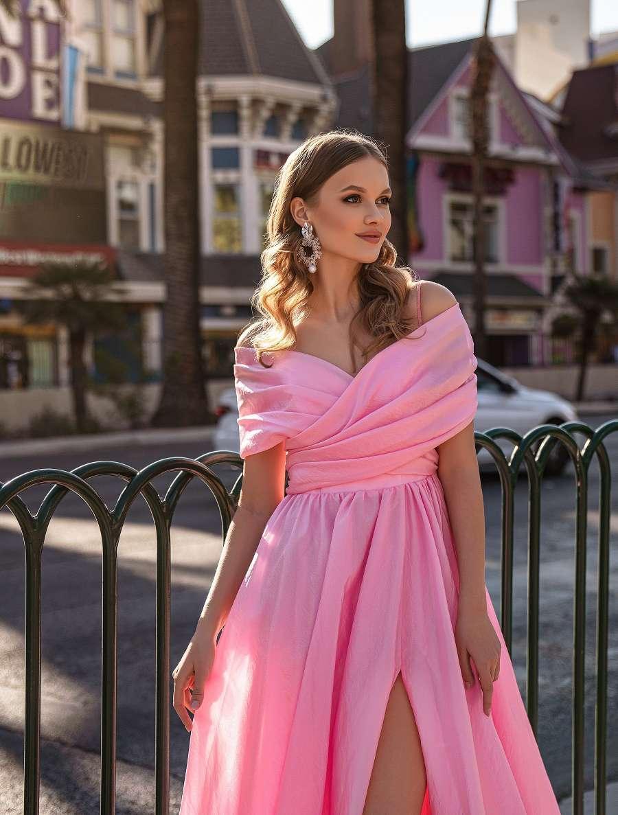 вечернее платье от салона мадейра
