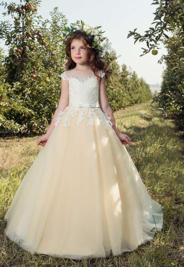 Детское платье Elza