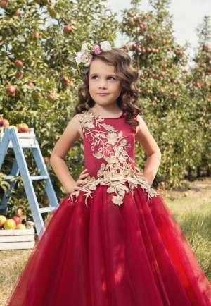 Детское платье Erika
