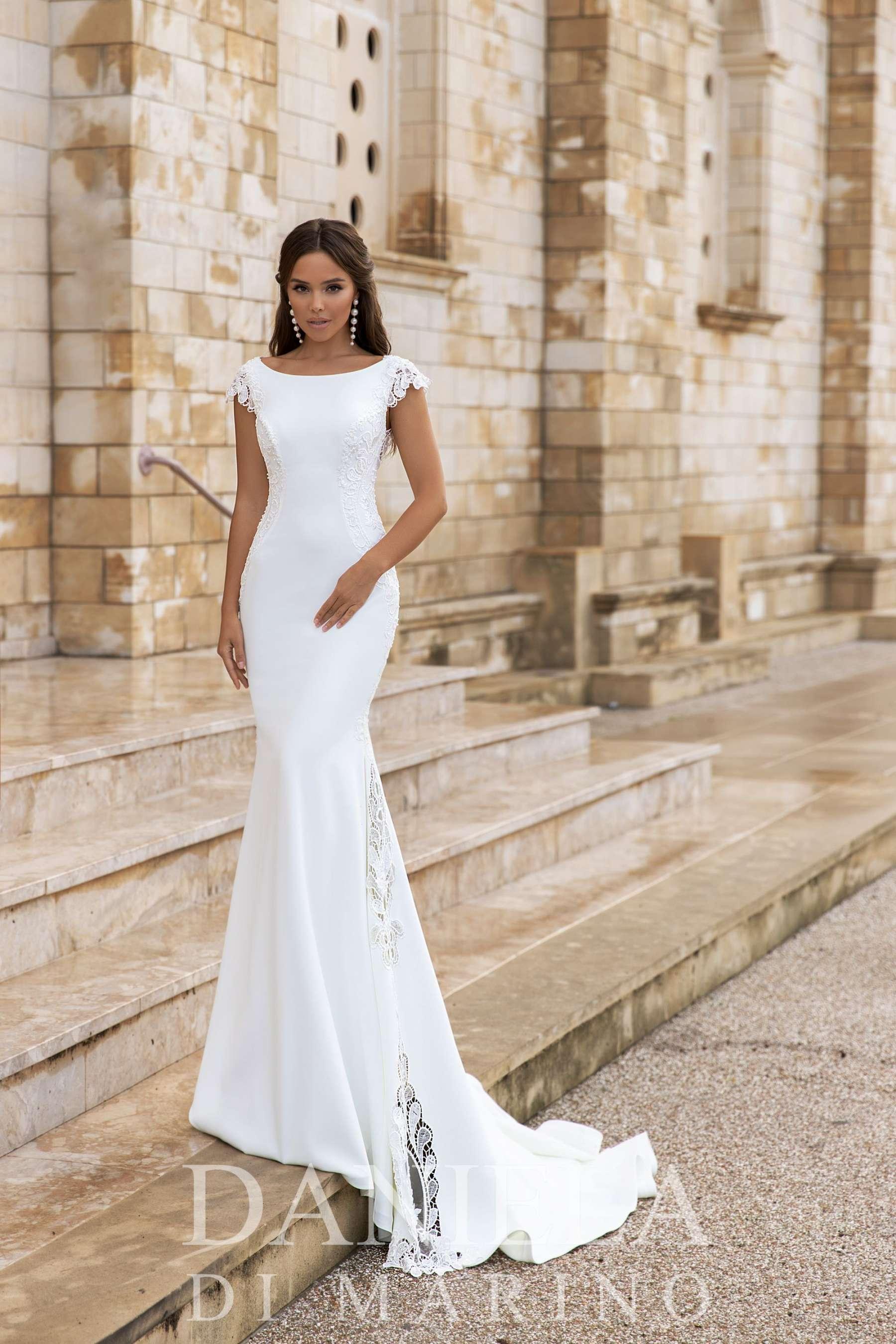 свадебное платье Ermine