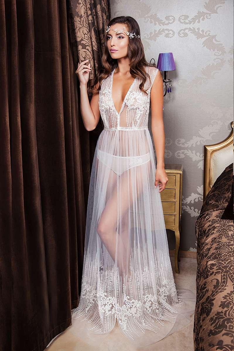 Будуарное платье №201