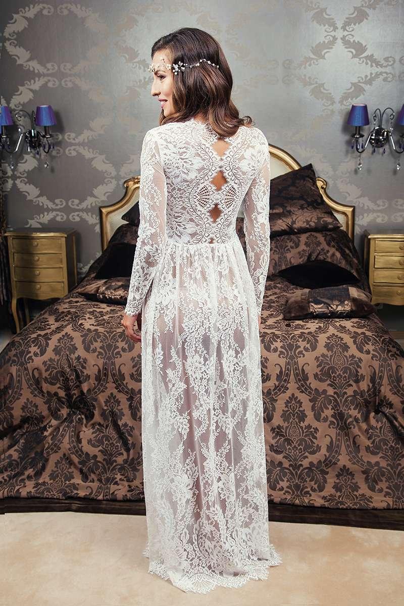 Будуарное платье №204
