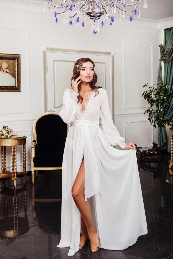 Будуарное платье №205