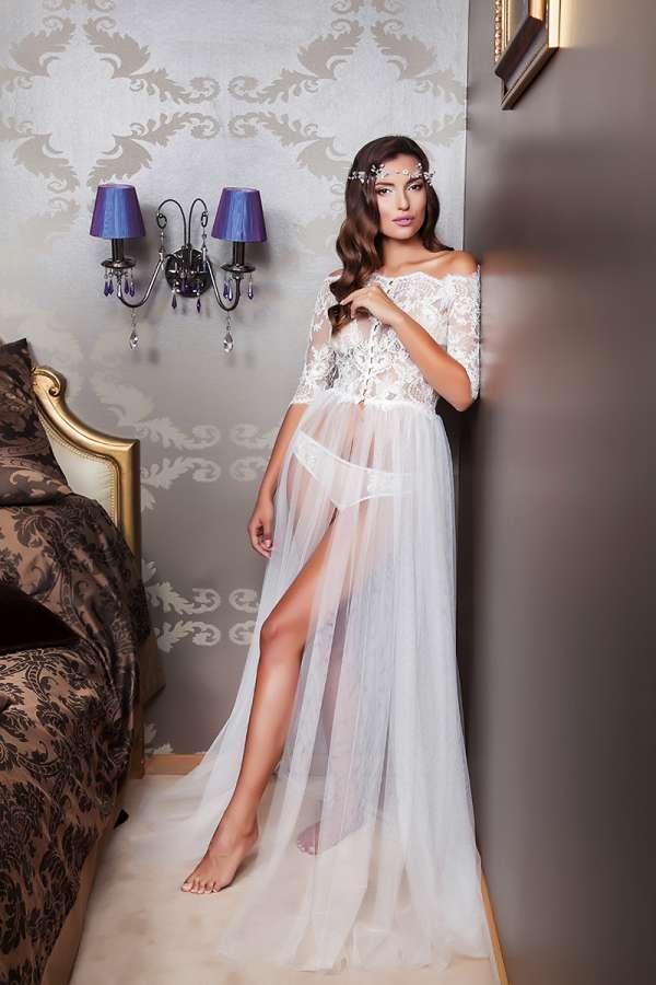 Будуарное платье №206