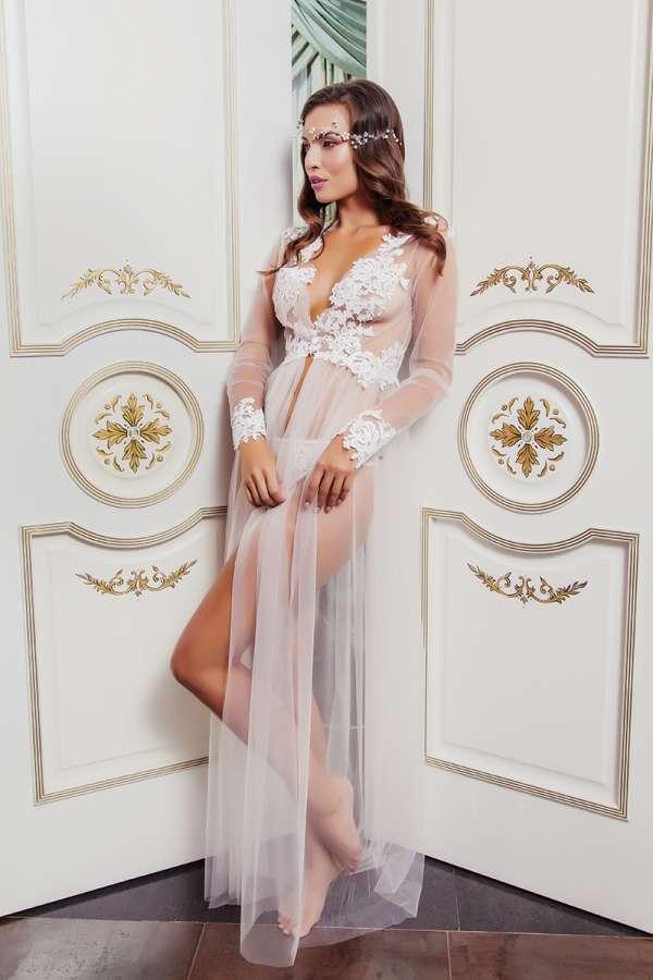Будуарное платье №209
