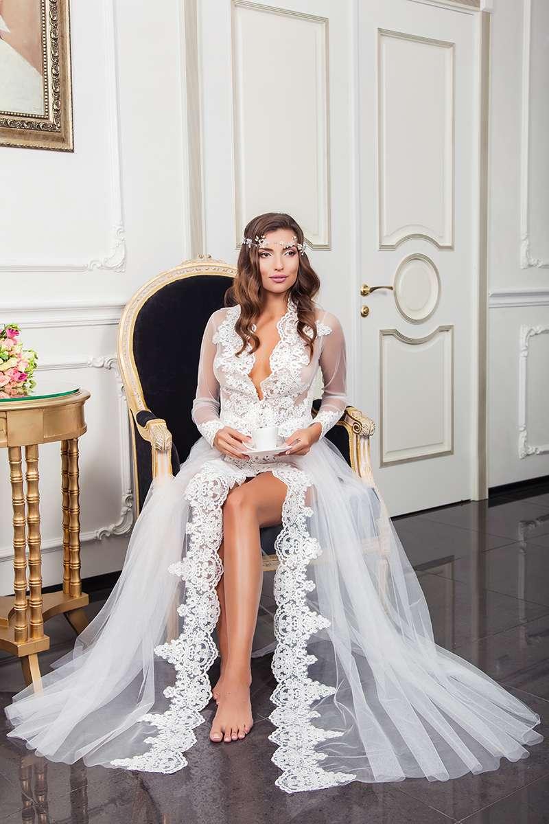 Будуарное платье №212