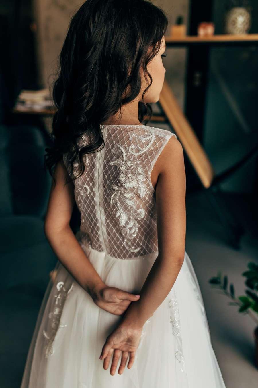 Детское платье №2031