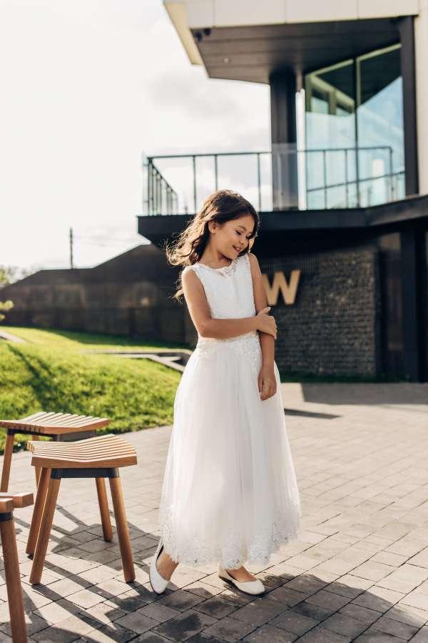 Детское платье №2029