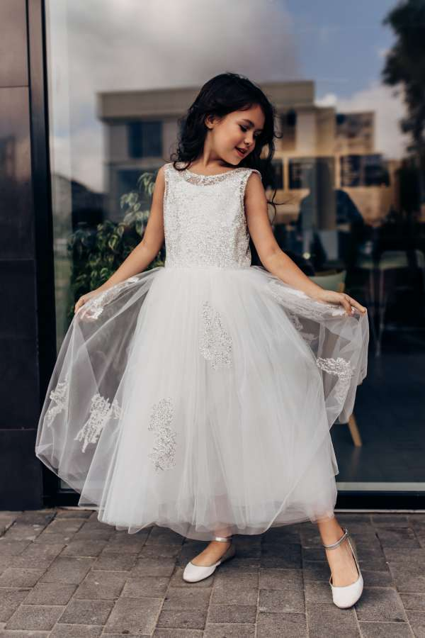 Детское платье №2026