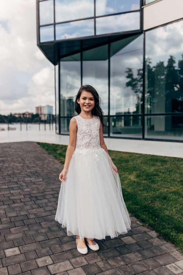 Детское платье №2021