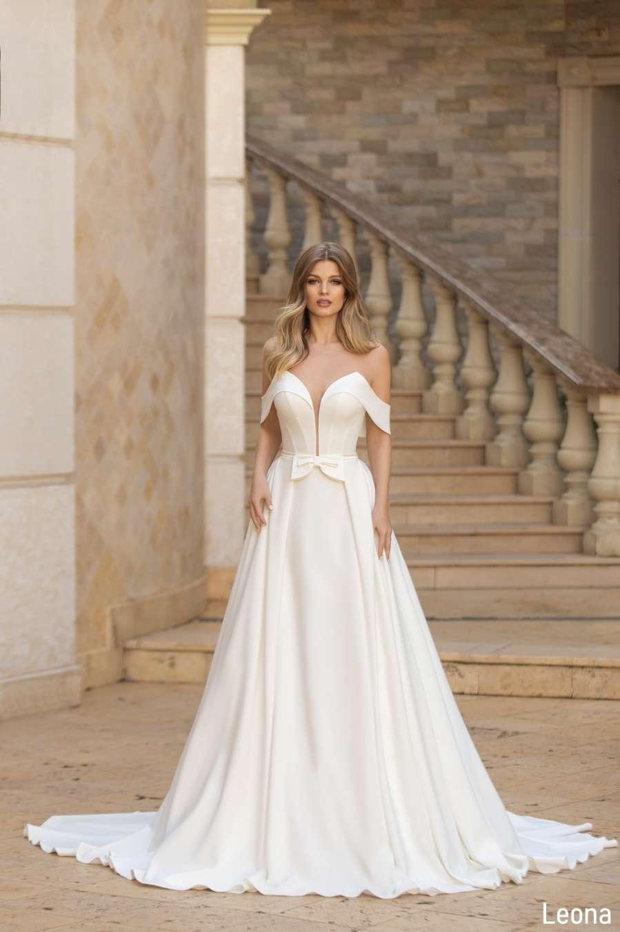 свадебное платье Leona