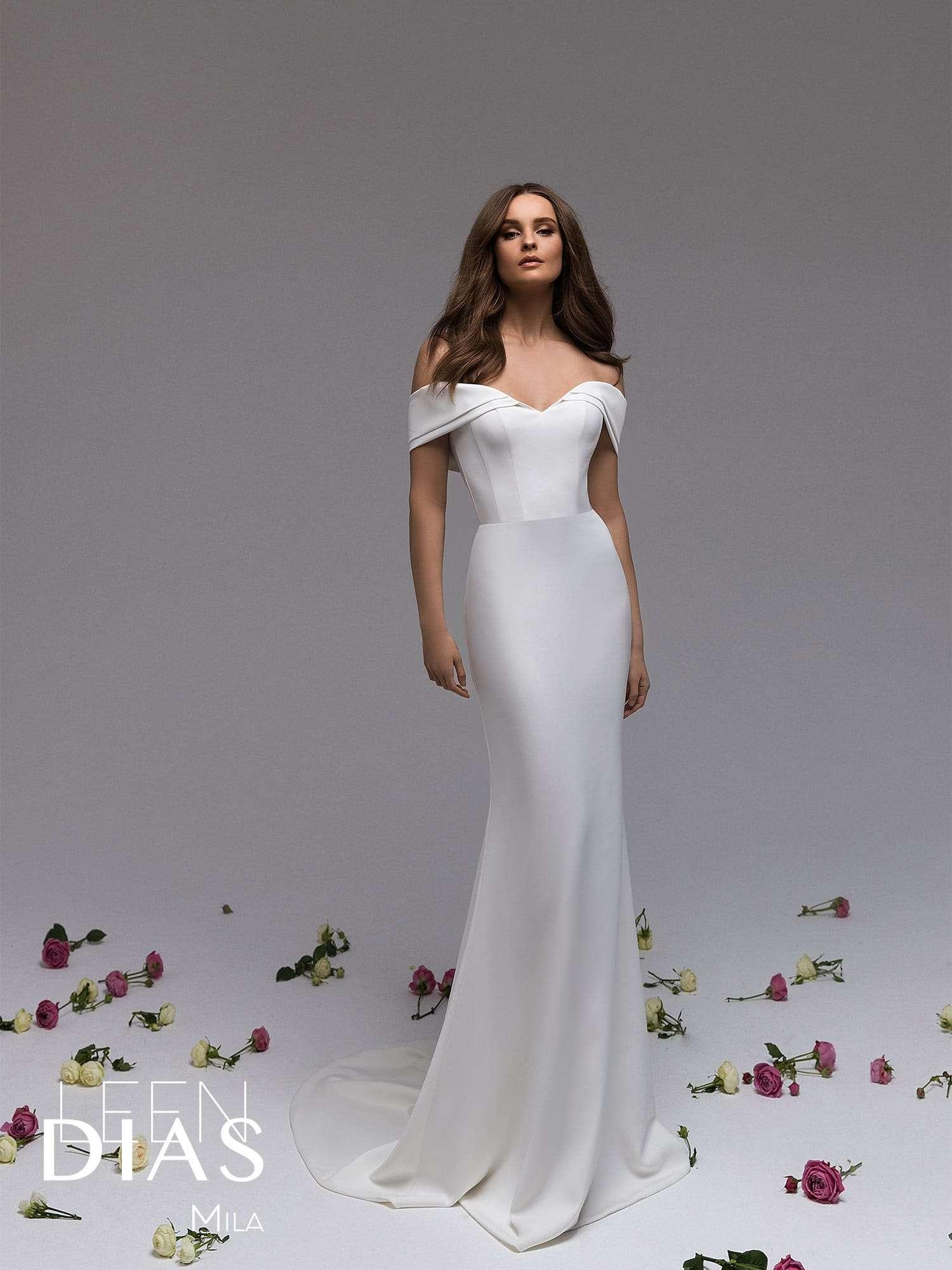свадебное платье Mila
