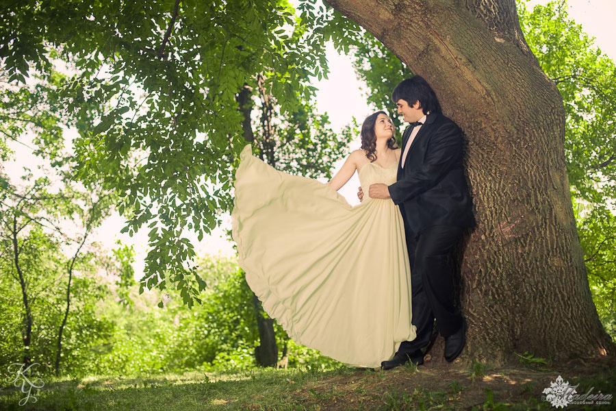 Невеста Полина и Алексей