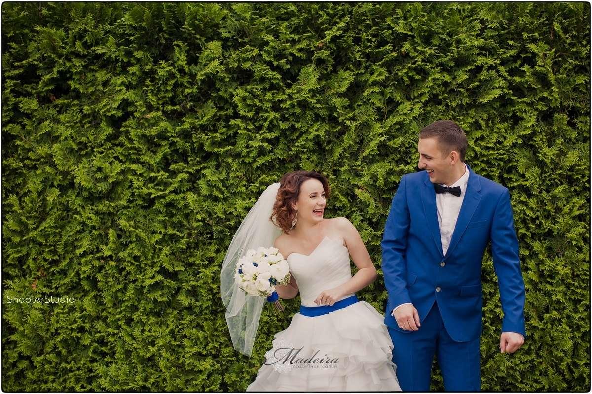 Невеста Анюта и Вадим