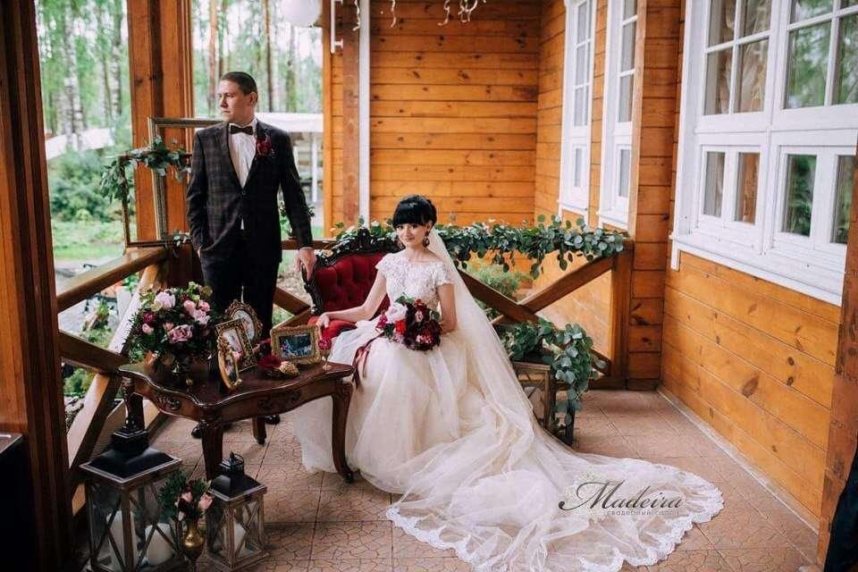 Невеста Анжела и Антон