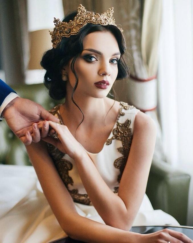 Свадебная корона