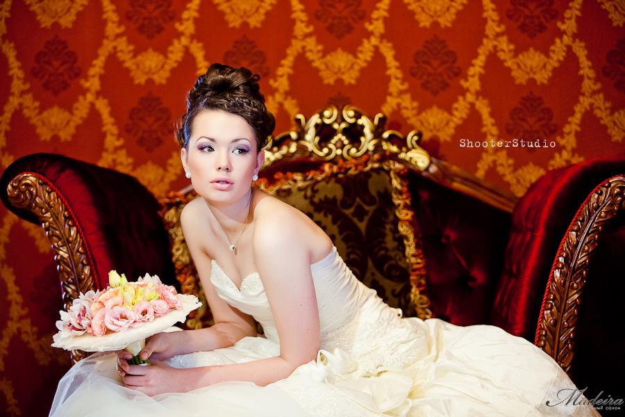 Невеста Алиса Стрижак
