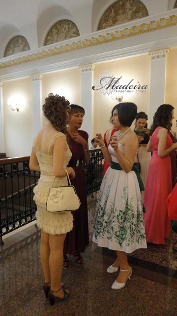 Невеста Выпускница Вероника