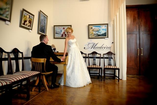 Невеста Лена и Вадим