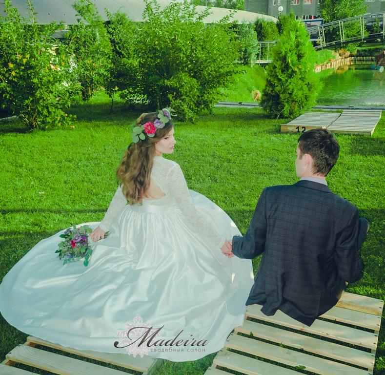 Невеста Олеся и Александр