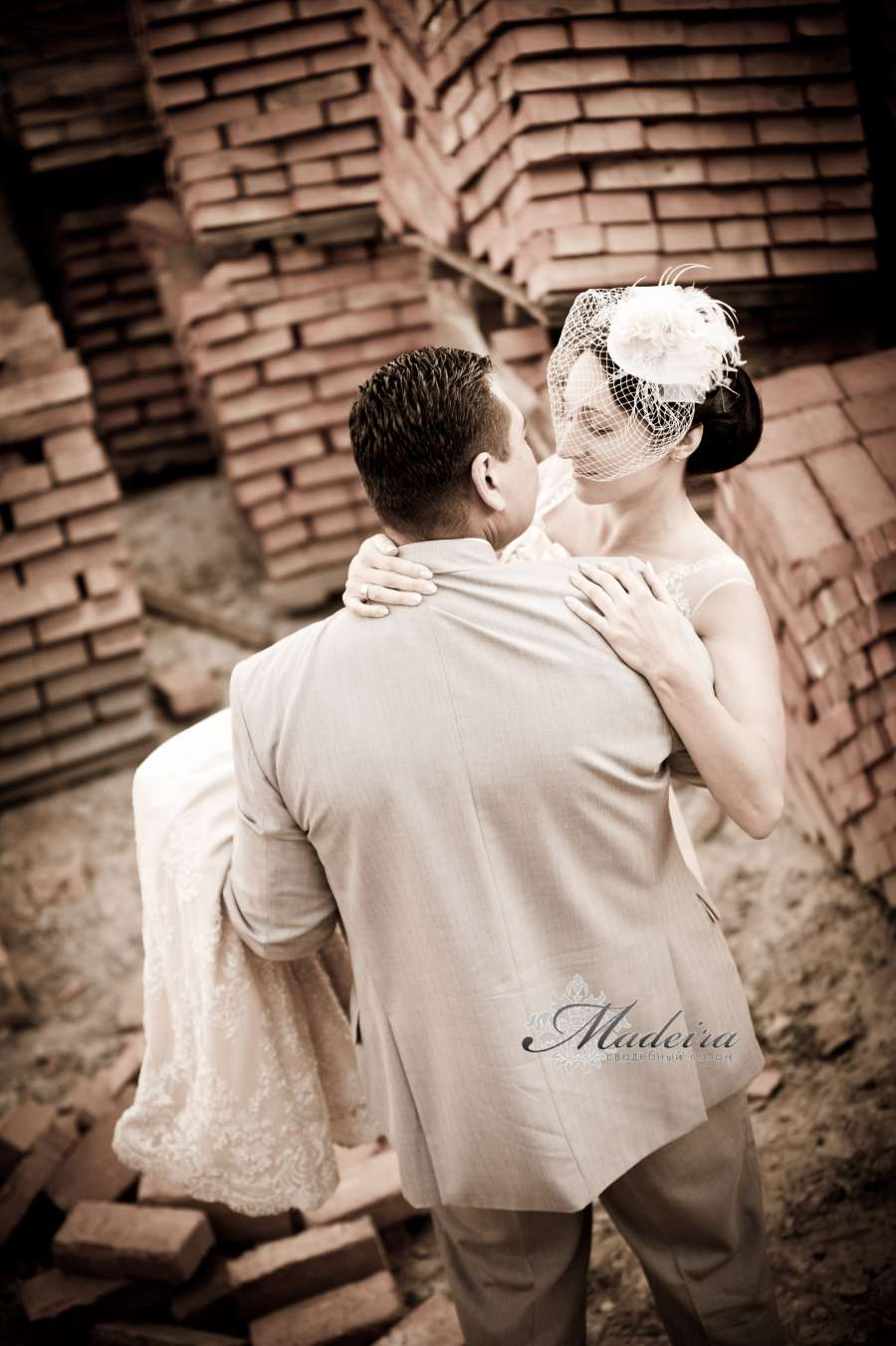 Невеста Зоя и Николай
