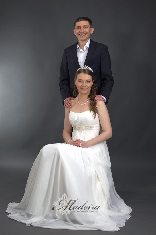 Невеста Юлия и Николай