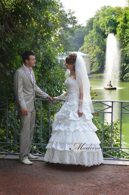 Невеста Анна и Дмитрий