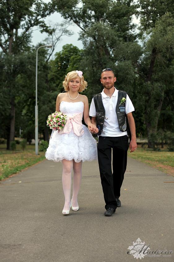 Невеста Катюша и Миша